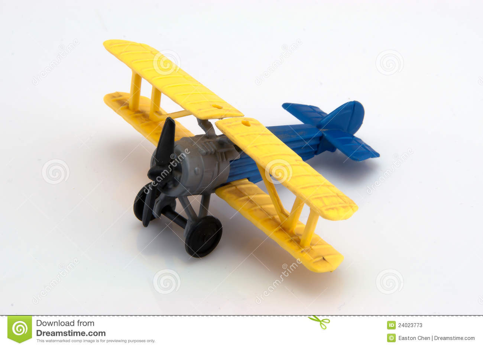 Plastic Airplane Toys 76