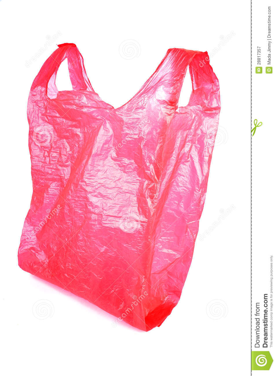 plastic bag royalty free stock photography