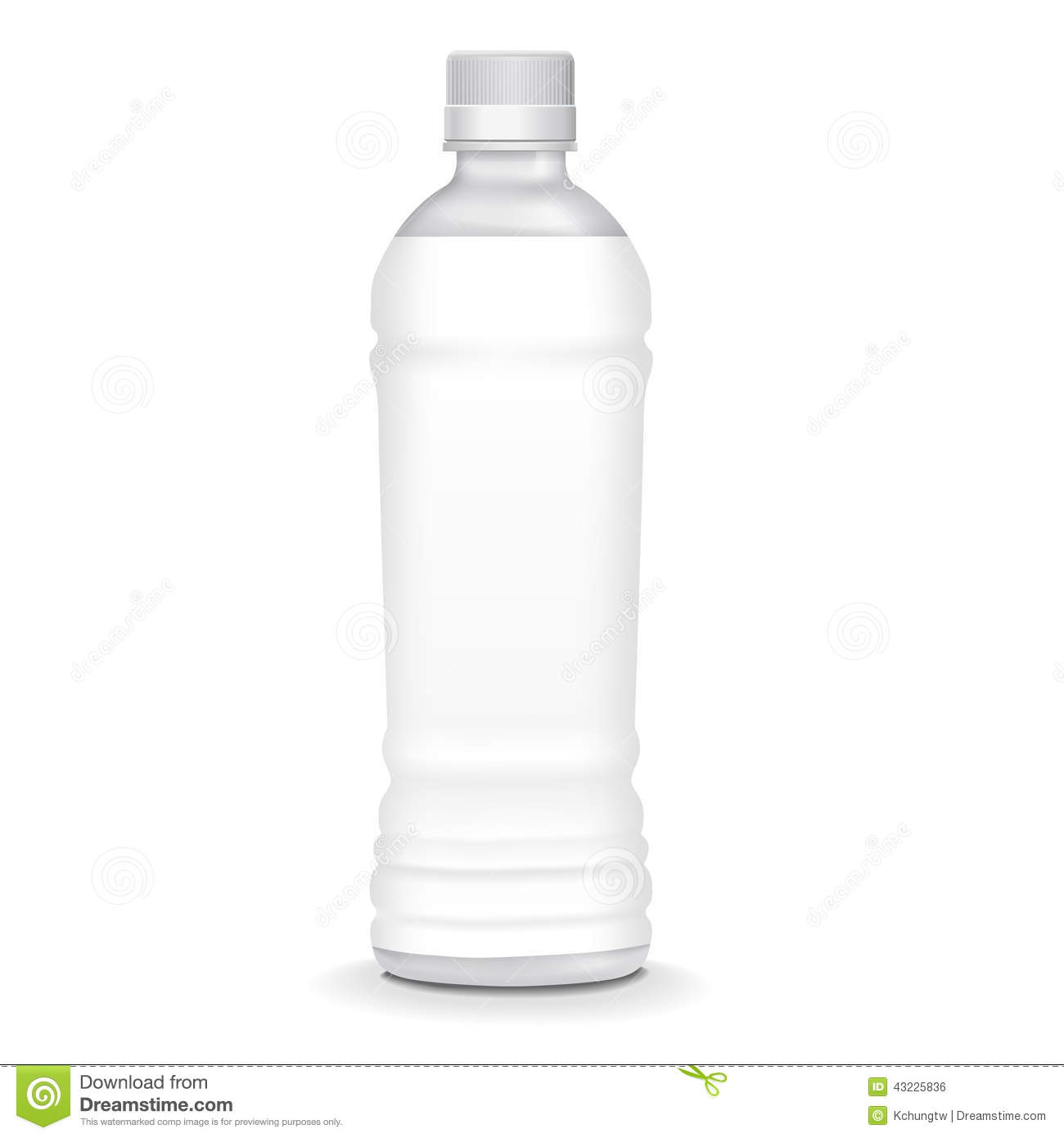 Soda Water Bottle Blank Label Stock Photos, Images, & Pictures ...