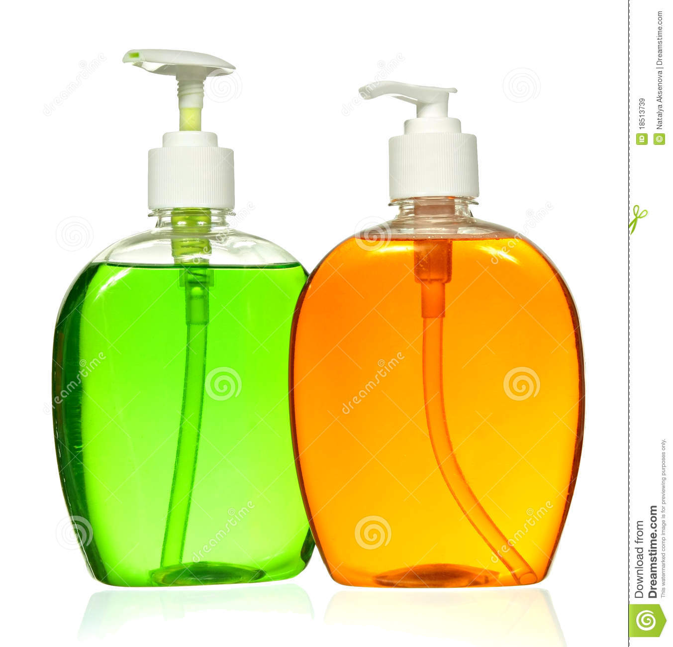 plastic bottle with liquid soap stock image image of liquido wash
