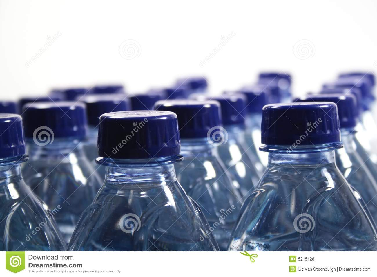 Download Plastic Bottles stock photo. Image of recycle, beverage - 5215128