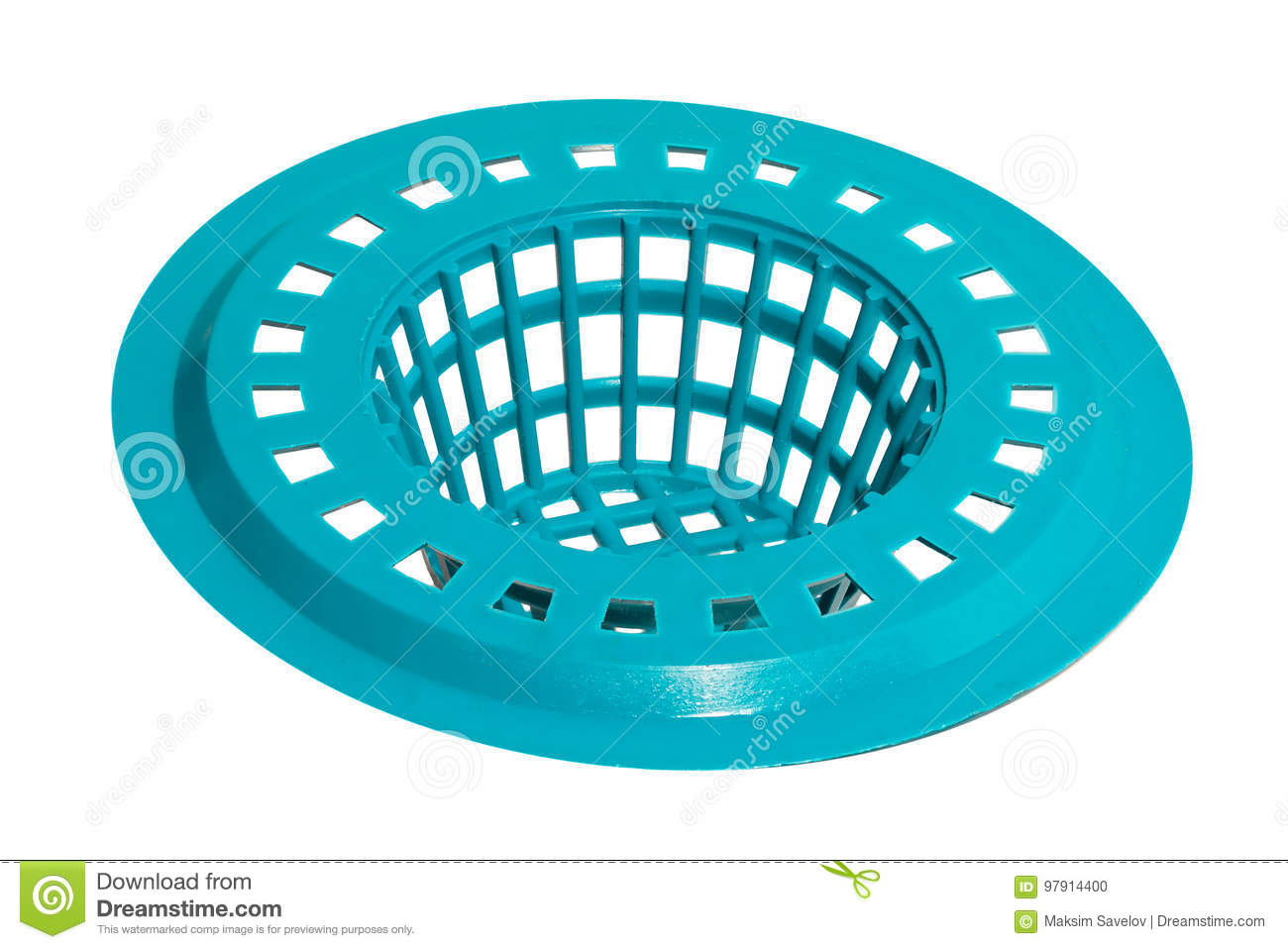 Plastic drain sink cover stock photo. Image of modern - 97914400