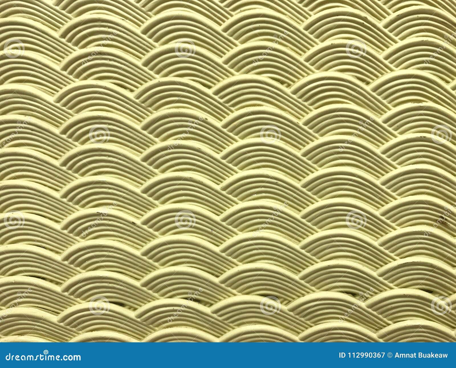 Plastic fiber pattern texture background, wallpaper pattern graphic wave, plastic detailing form industrial;