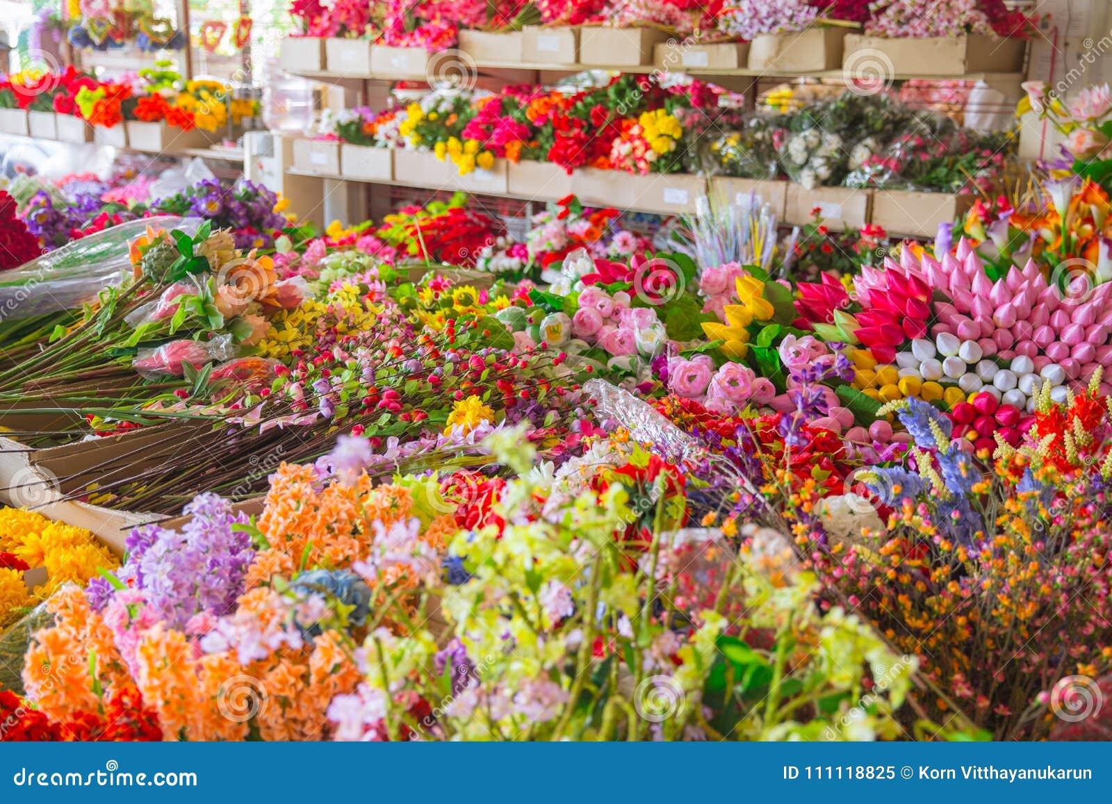 Plastic flower shop beautiful colorful fake flora stock image download plastic flower shop beautiful colorful fake flora stock image image of artificial leaf izmirmasajfo