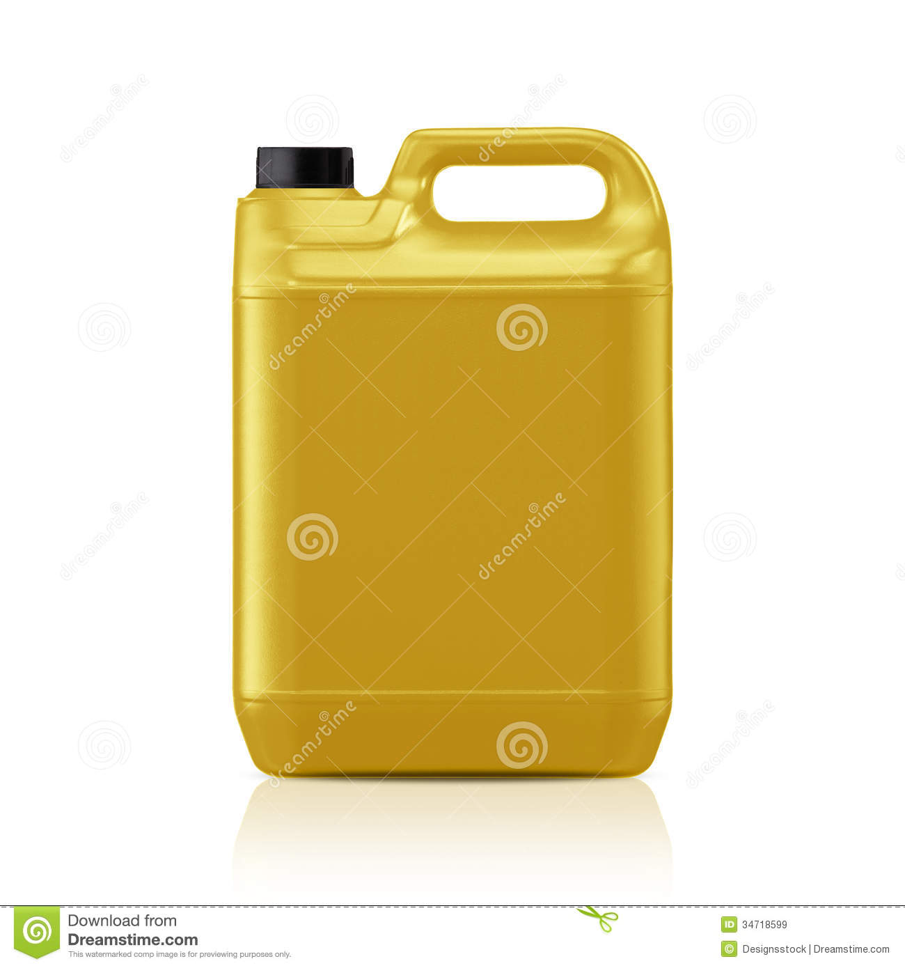 Plastic Gallon Royalty Free Stock Images Image 34718599