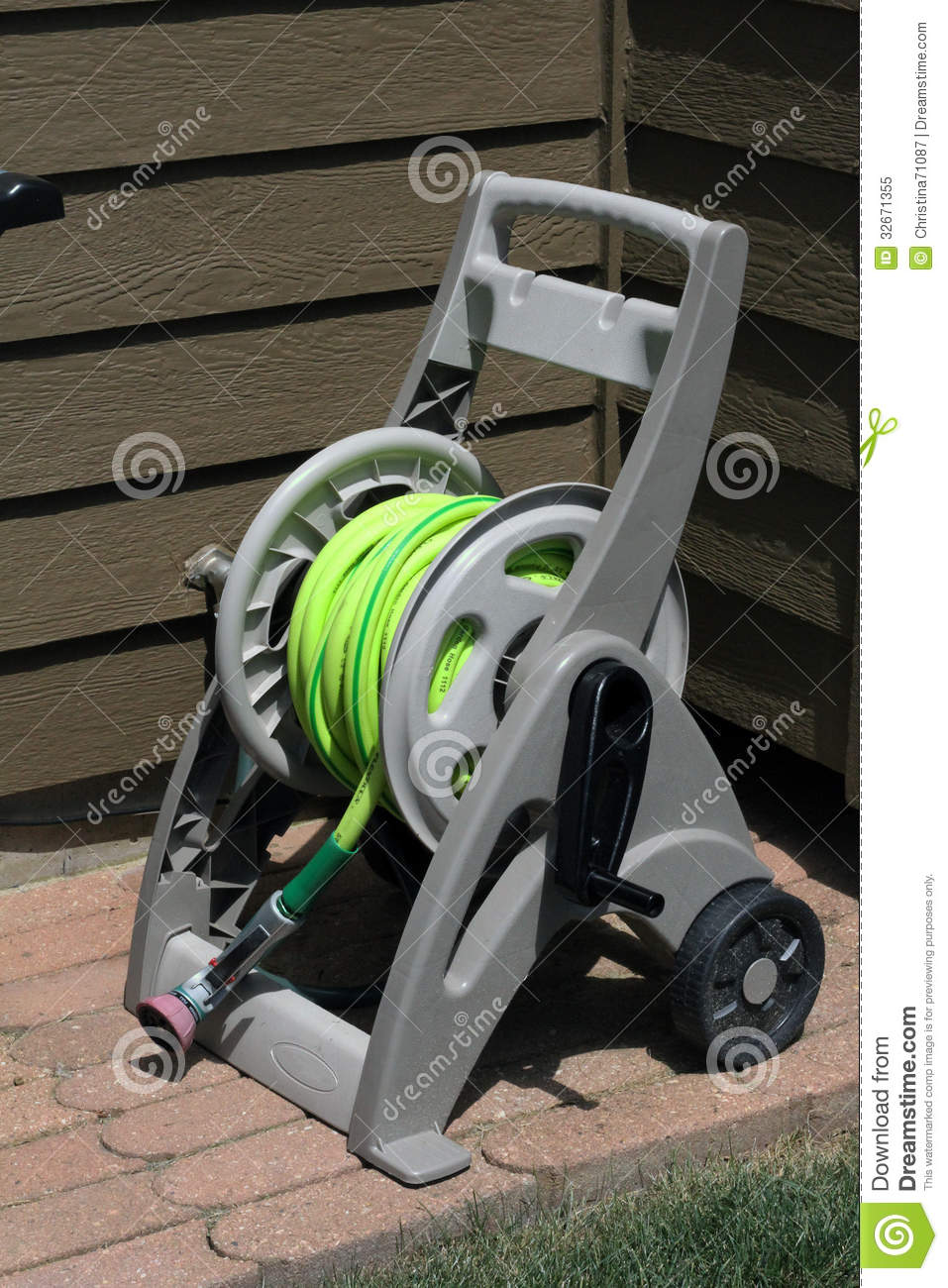Image Result For Garden Hose Holder