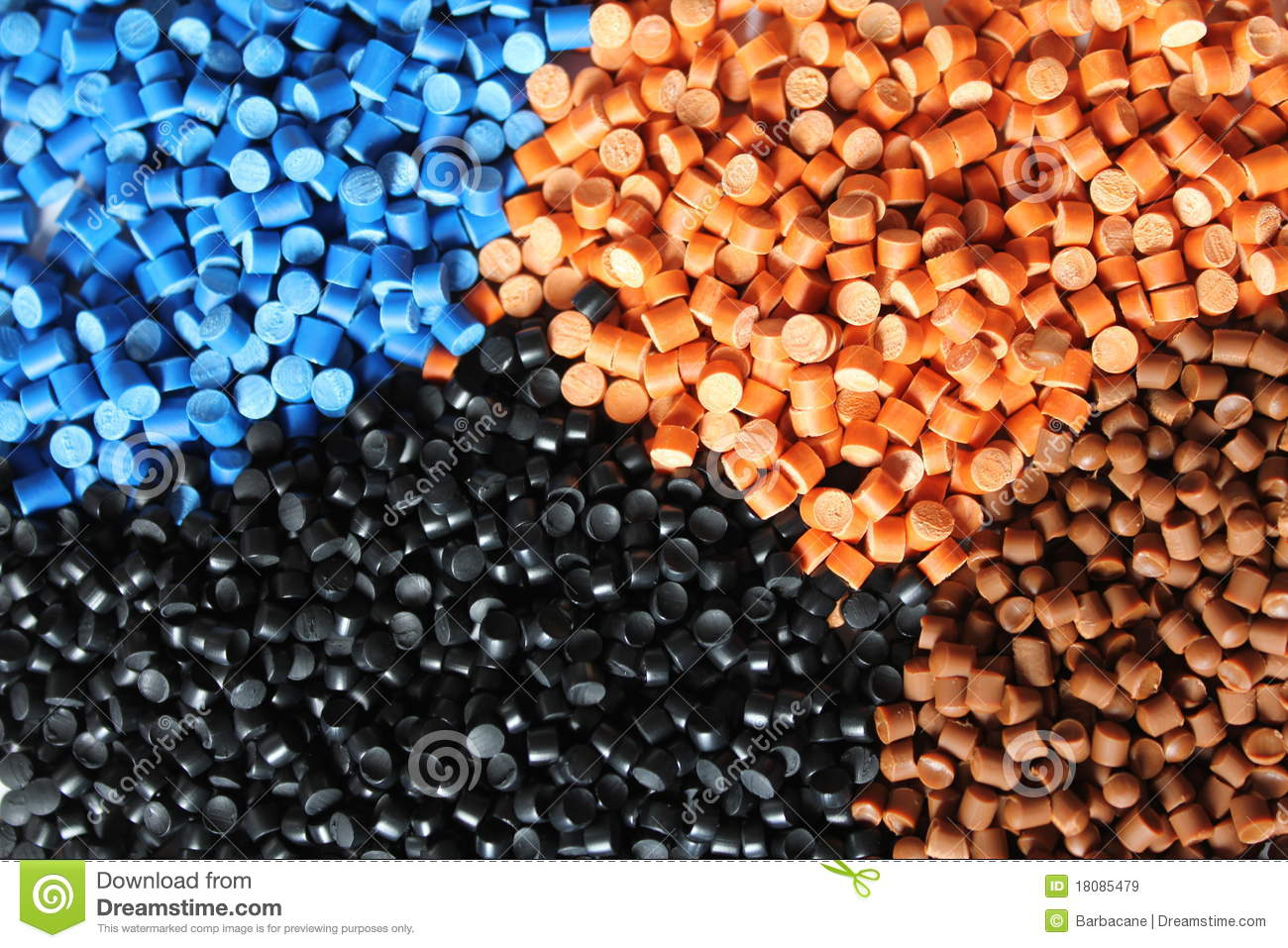 Plastic Granules Royalty Free Stock Images Image 18085479