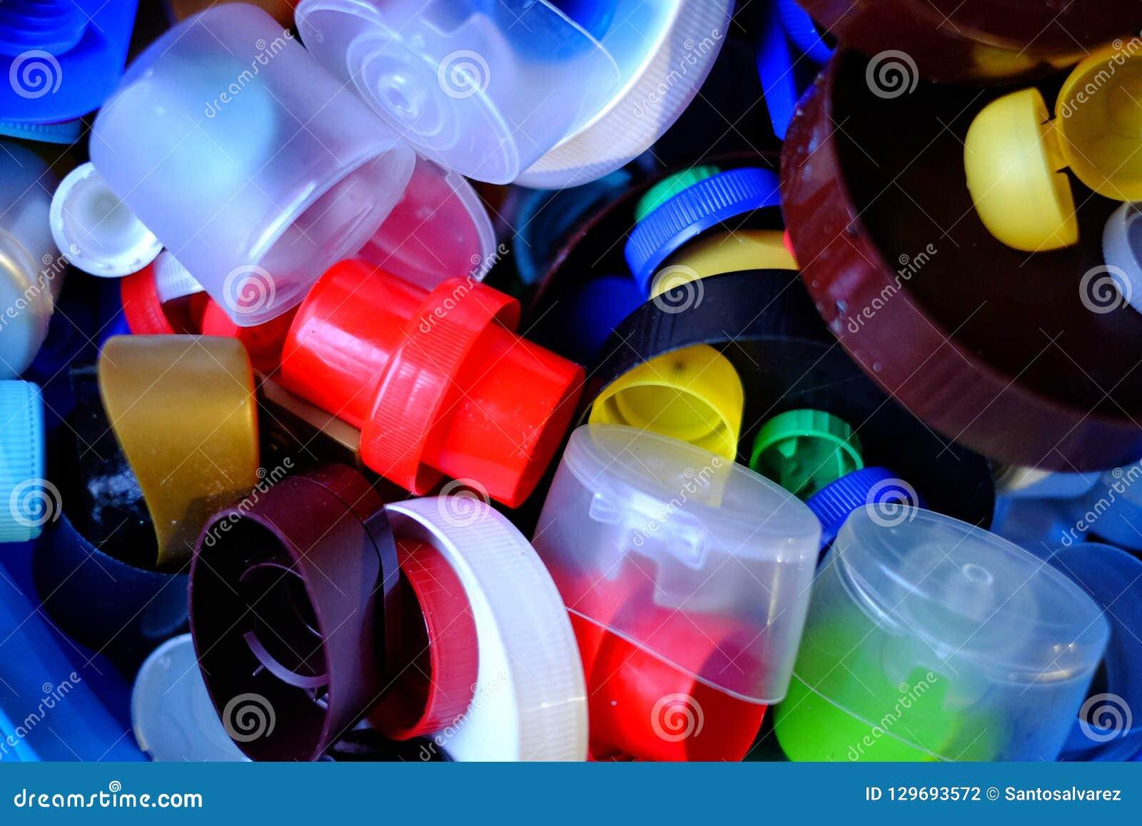 Plastic kappen
