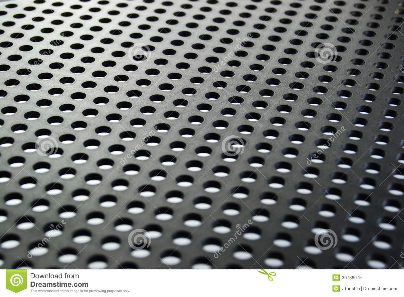 Plastic Mesh Surface Royalty Free Stock Image Image