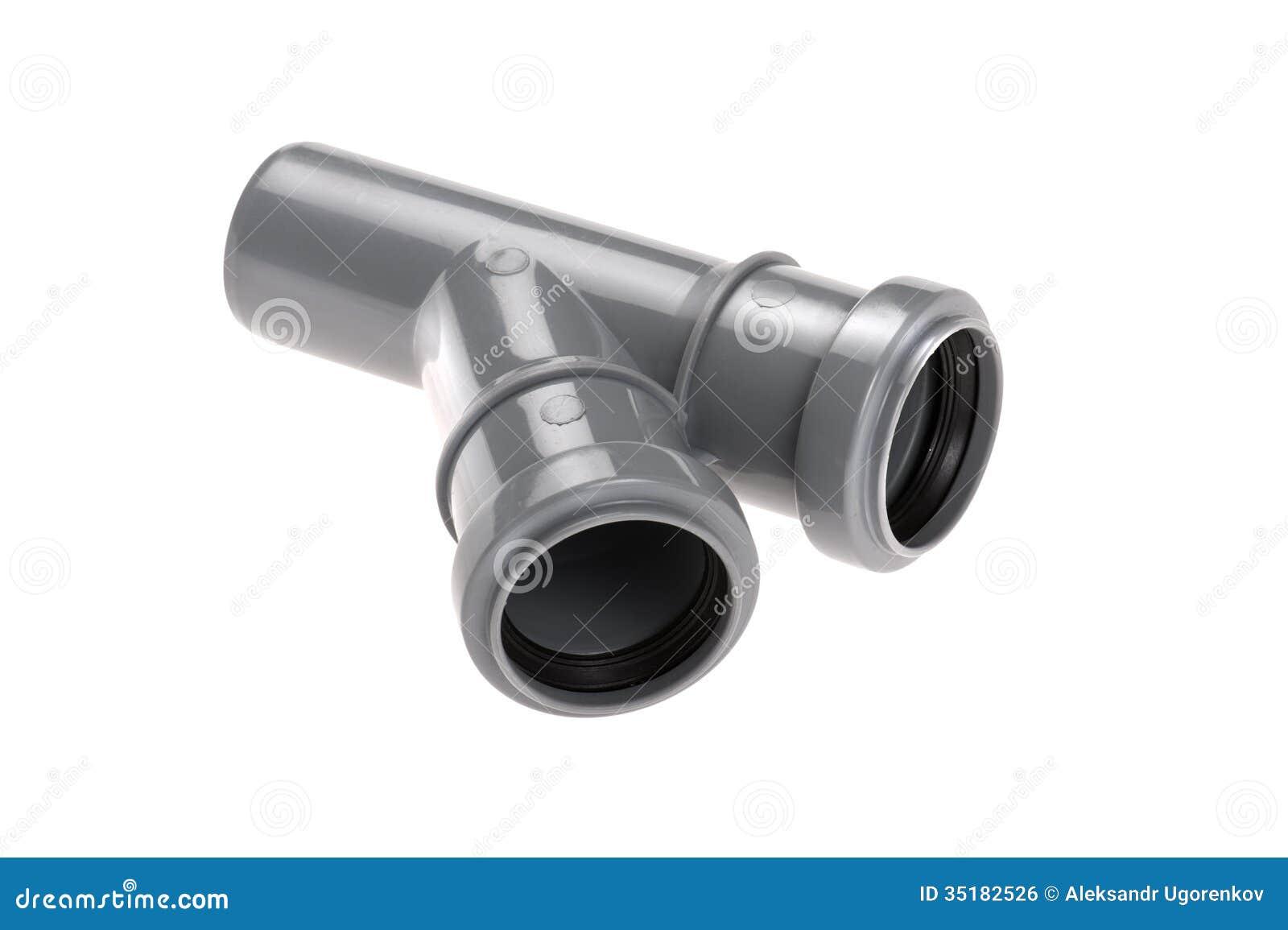 Plastic Plumbing Pipe Royalty Free Stock Image Image