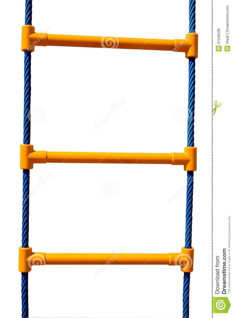 Plastic Rope Ladder Fo...