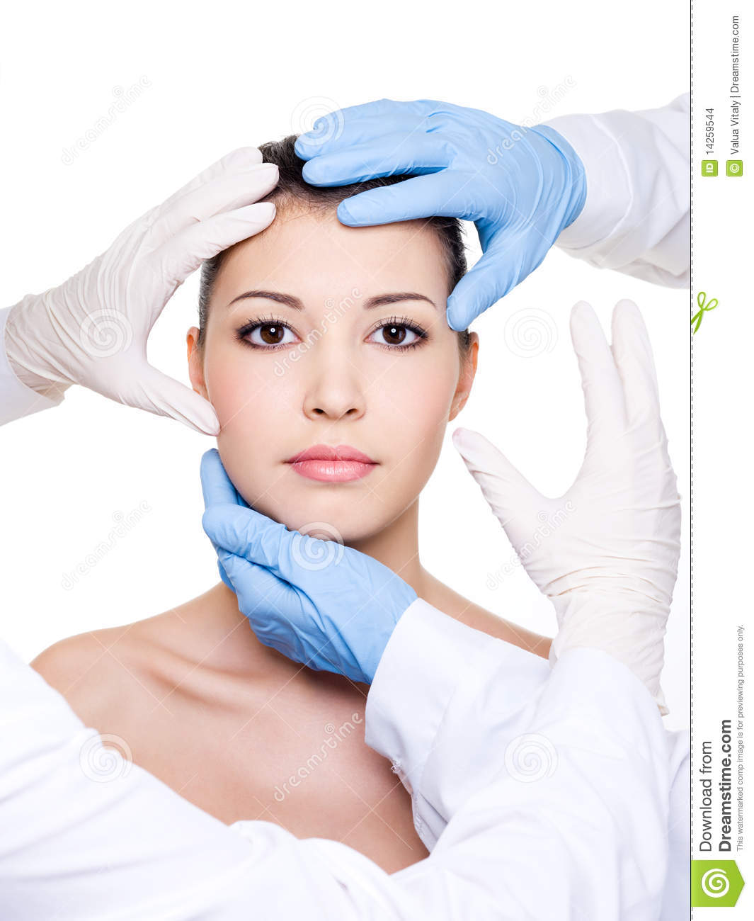 what are types of plastic surgery