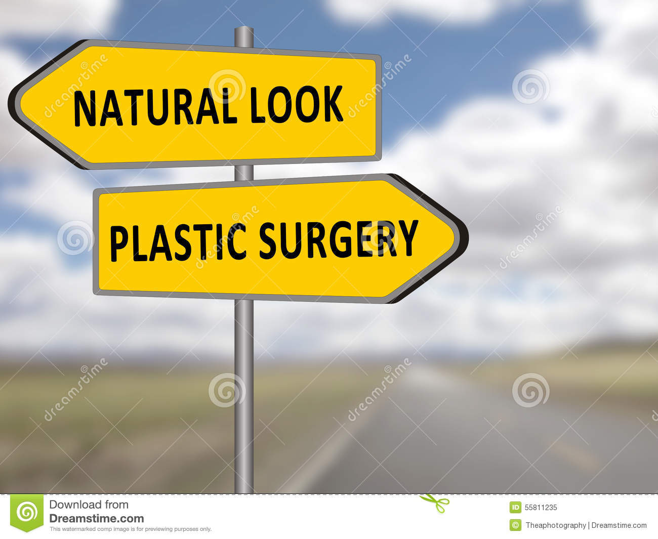 plastic surgery vs natural beauty Dr wooten of beleza plastic surgery combines a breast lift with implants in  breathing beauty  allows for a more natural-appearing breast and results.