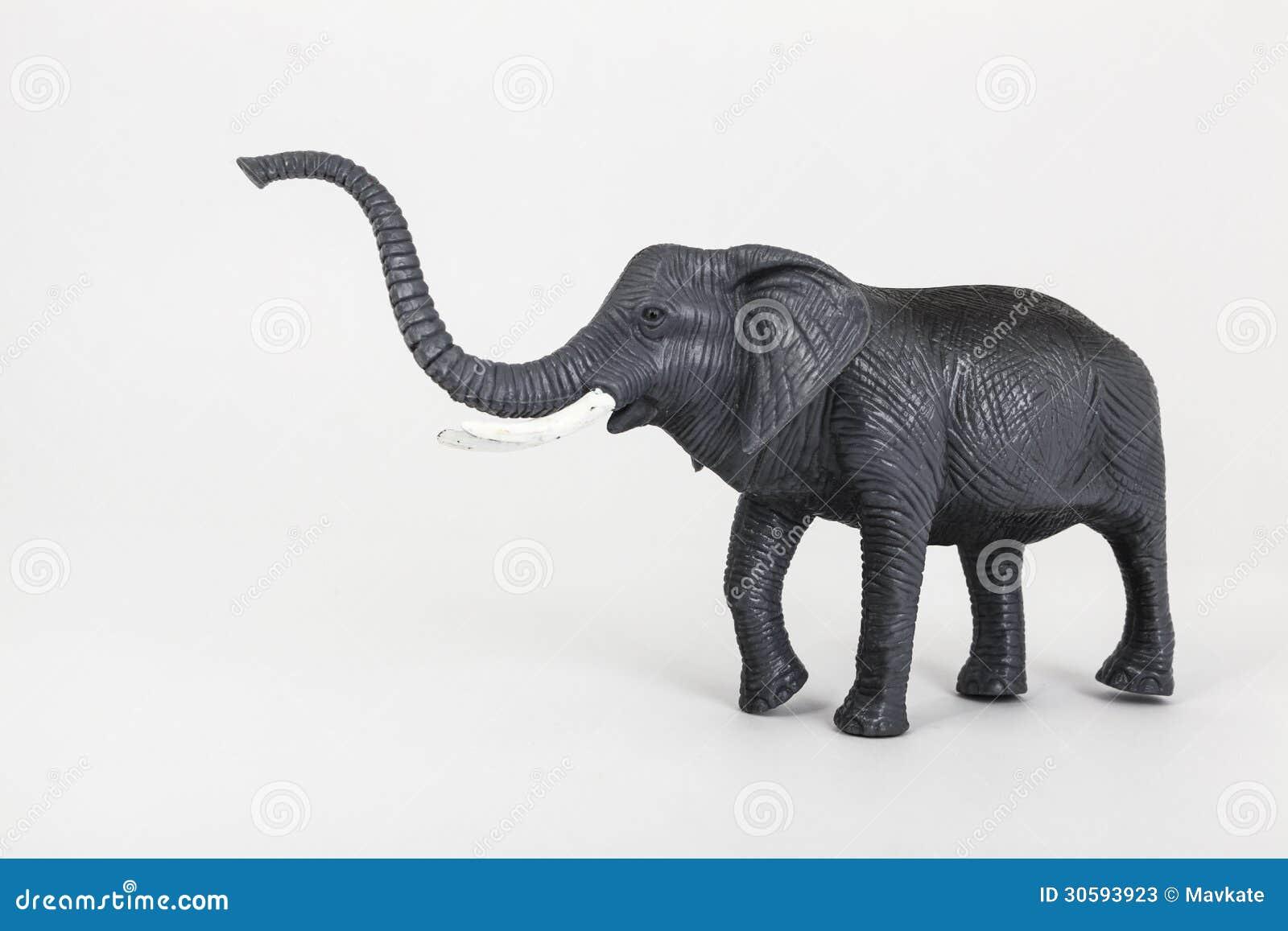 African Elephant Toys For Boys : Plastic toy elephant stock photo cartoondealer