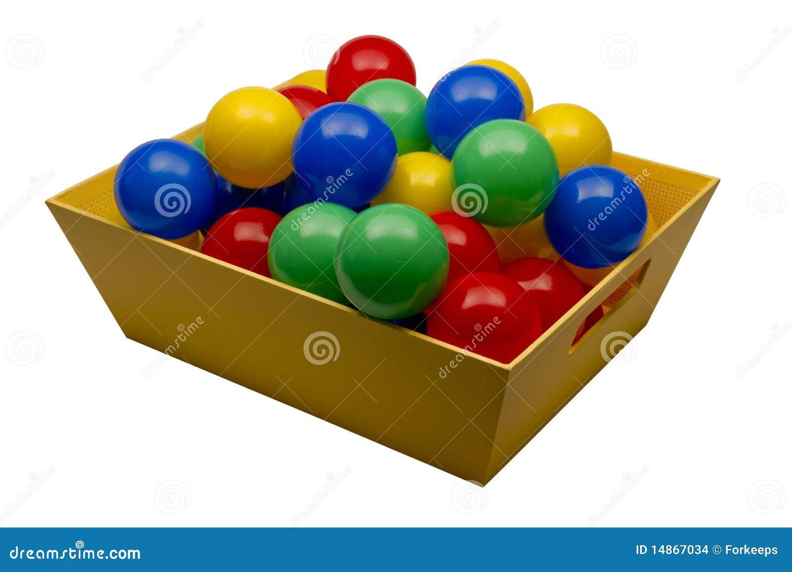 Plastic Toy Balls : Plastic toy balls stock images image