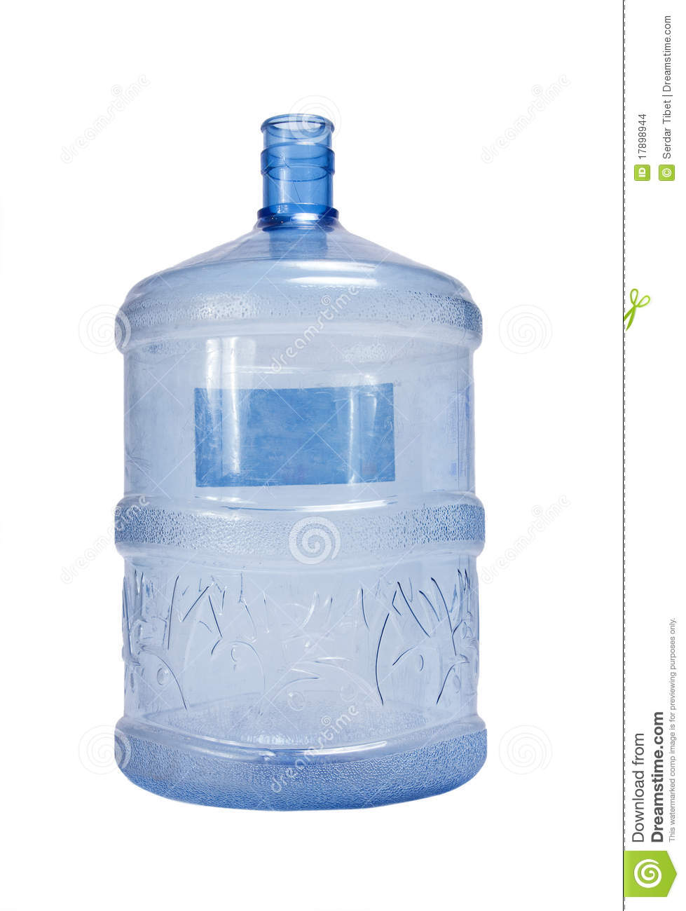 Plastic Water Container Stock Photo Image Of Carboy