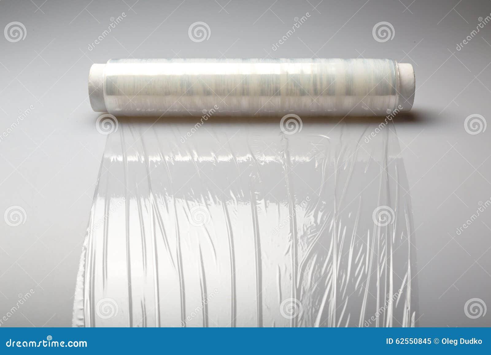 Plastic stock image  Image of white, adhesive, foil, equipment