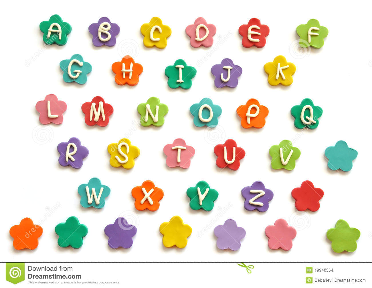 Plasticine cute alphabet stock photo image of color 19940564 plasticine cute alphabet altavistaventures Image collections
