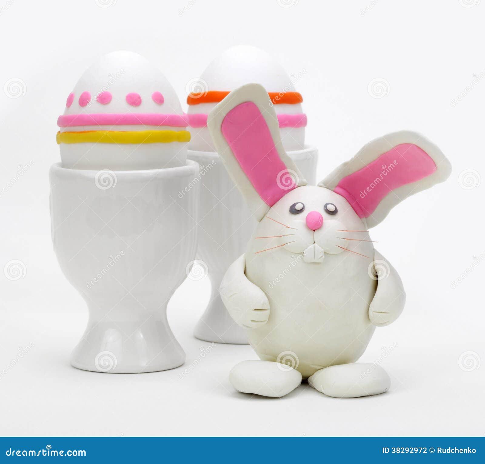 Plasticine bunny - different options 94