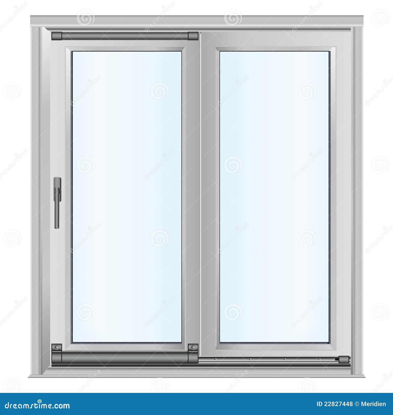 Plastics Glasses Door Stock Vector Illustration Of House 22827462