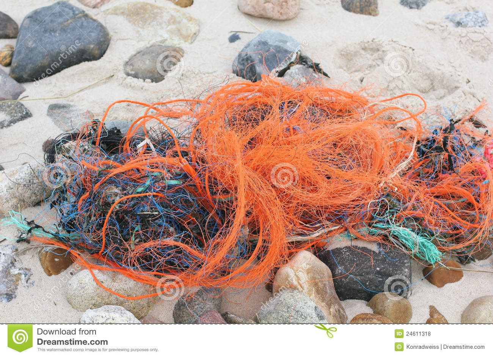 Plastikabfall Auf Dem Strand Stockfoto Bild Von Ozean Abfall