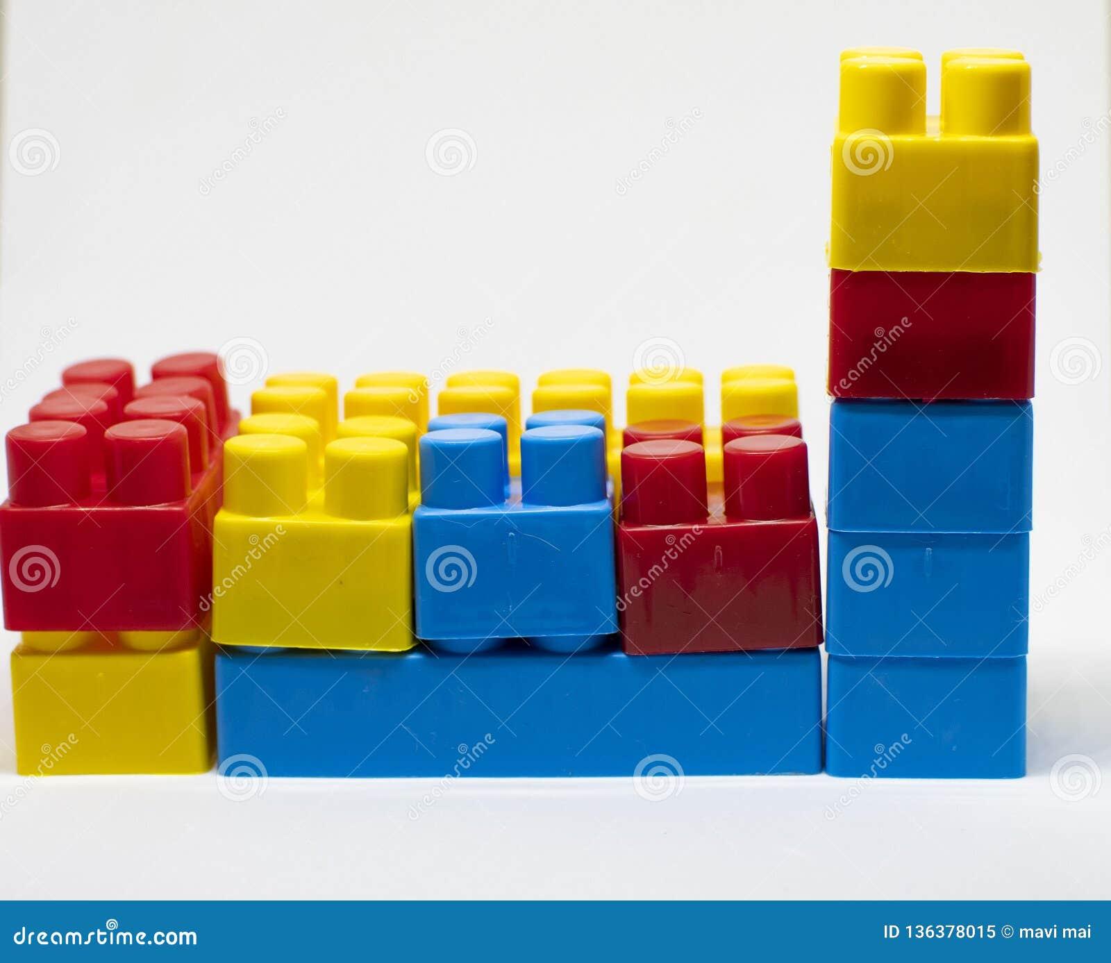 PlastikspielwarenBausteine