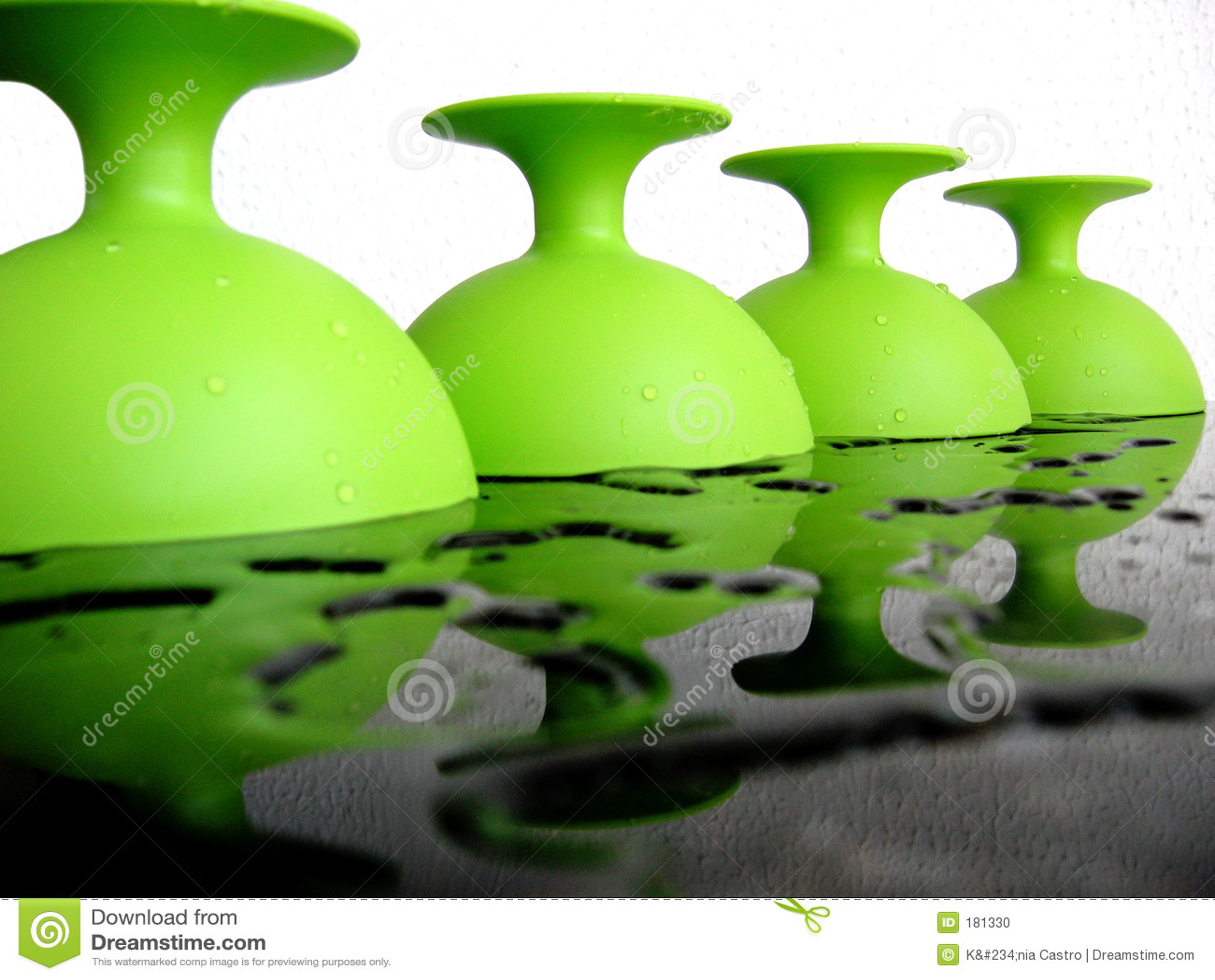 Plastique vert