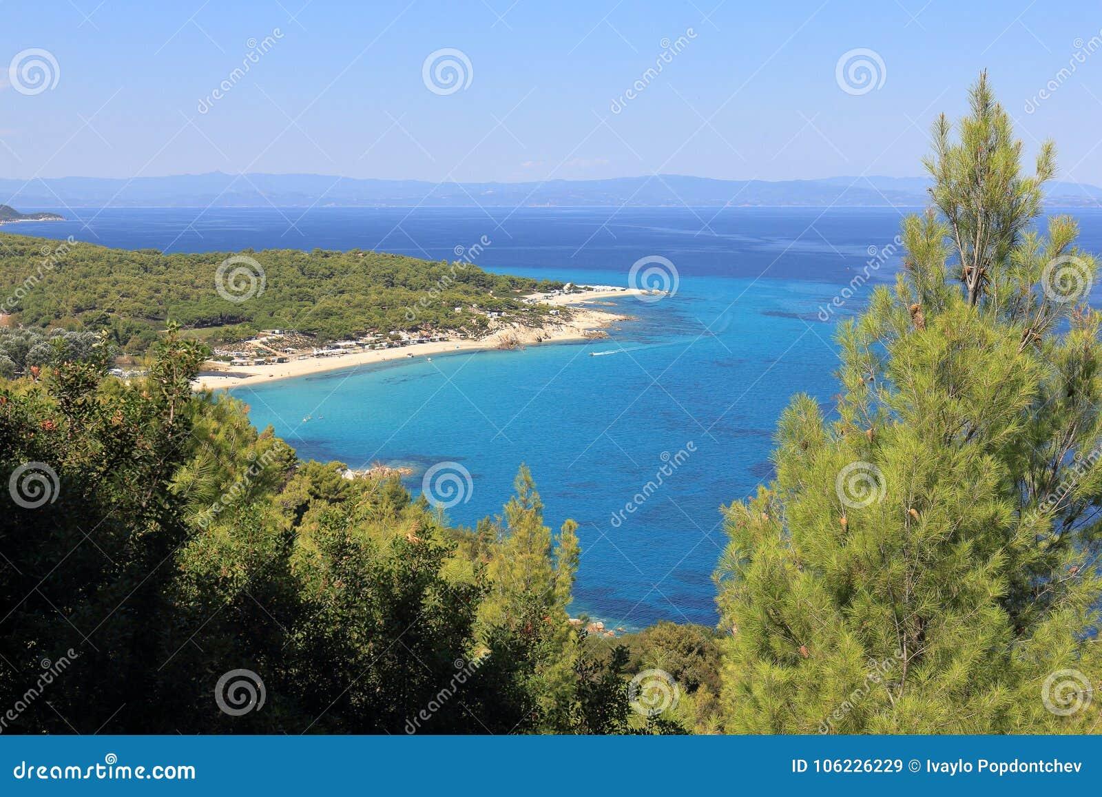 Platanitsi strand