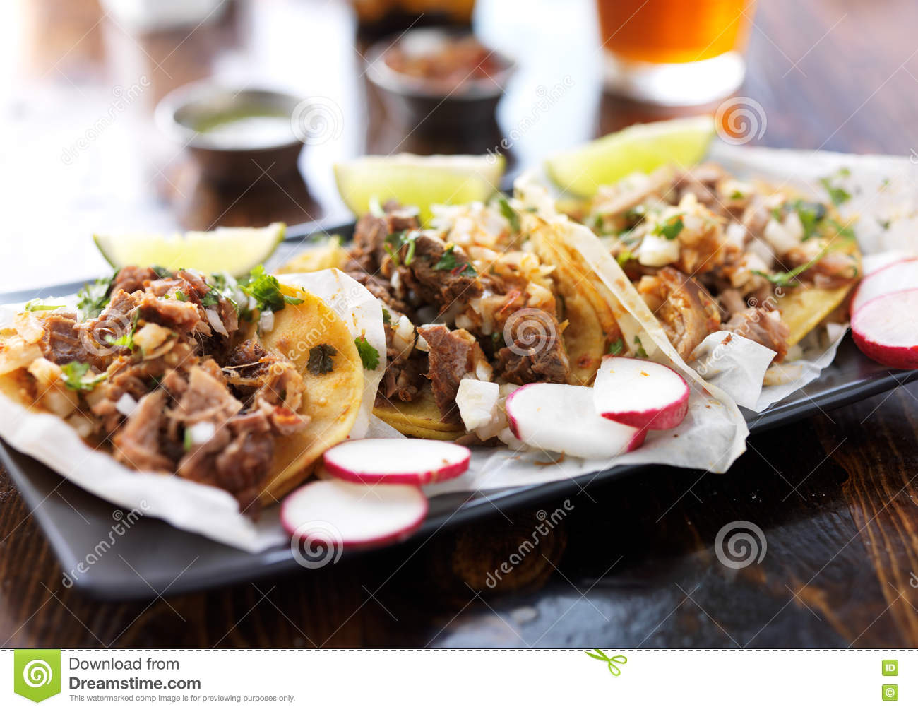 mexican style salsa bar royalty free stock image. Black Bedroom Furniture Sets. Home Design Ideas