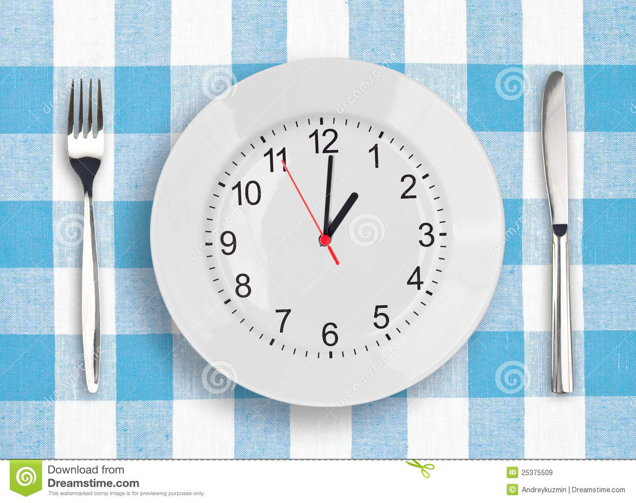 Plate With Clockface Lunch Time Concept Stock Image  : plate clockface lunch time concept 25375509 from www.dreamstime.com size 1300 x 1028 jpeg 234kB