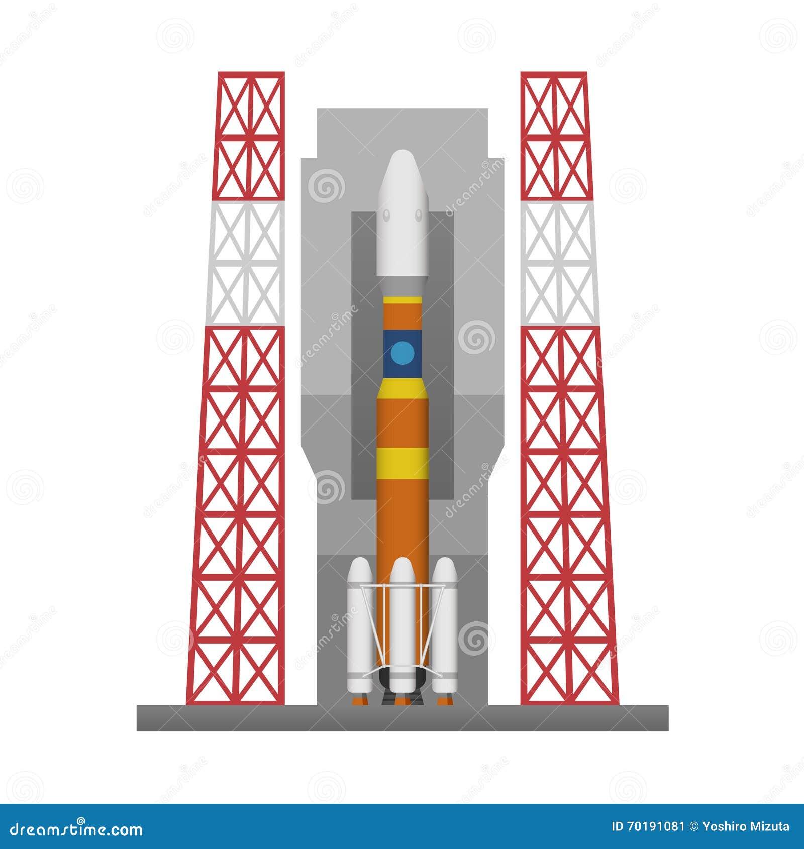 Plate-forme de lancement de Rocket