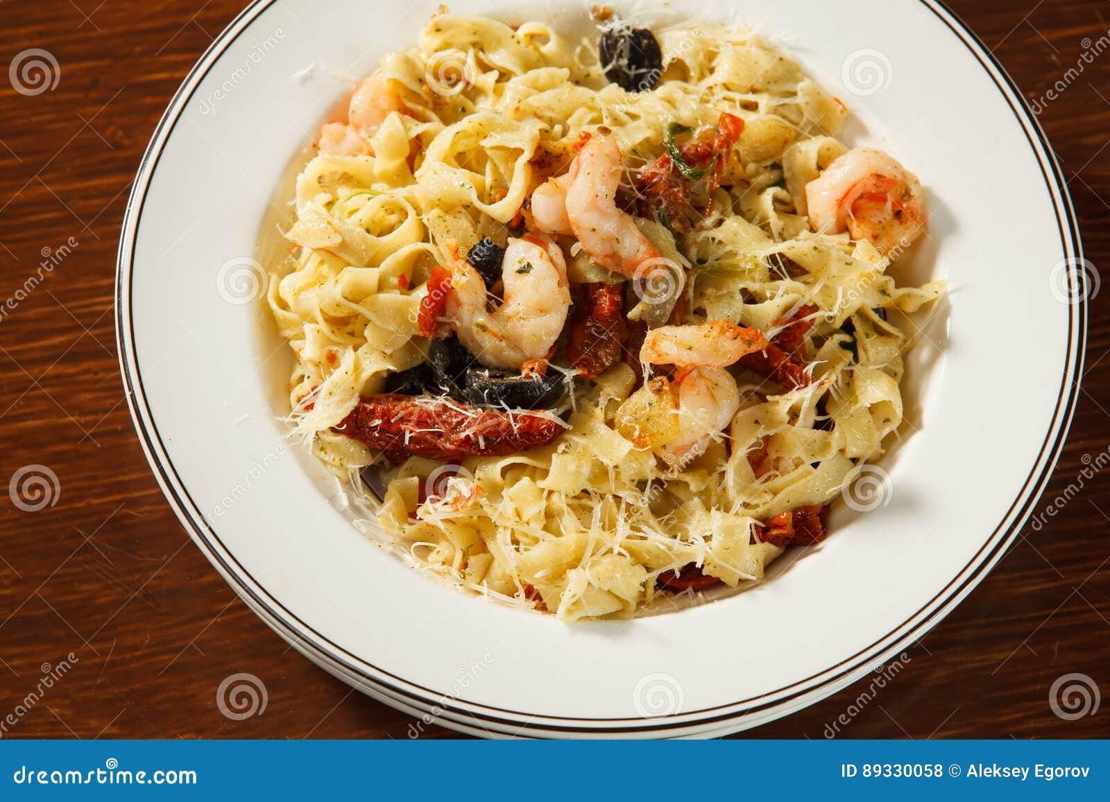 Plate of tasty food