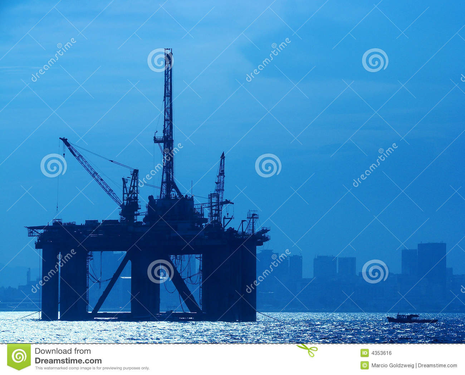 Plateforme pétrolière 22