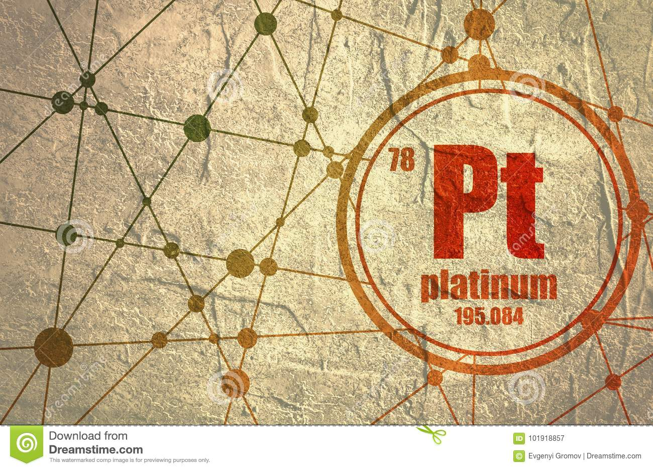 rendering chemical pt stock alexlmx element platinum depositphotos photo