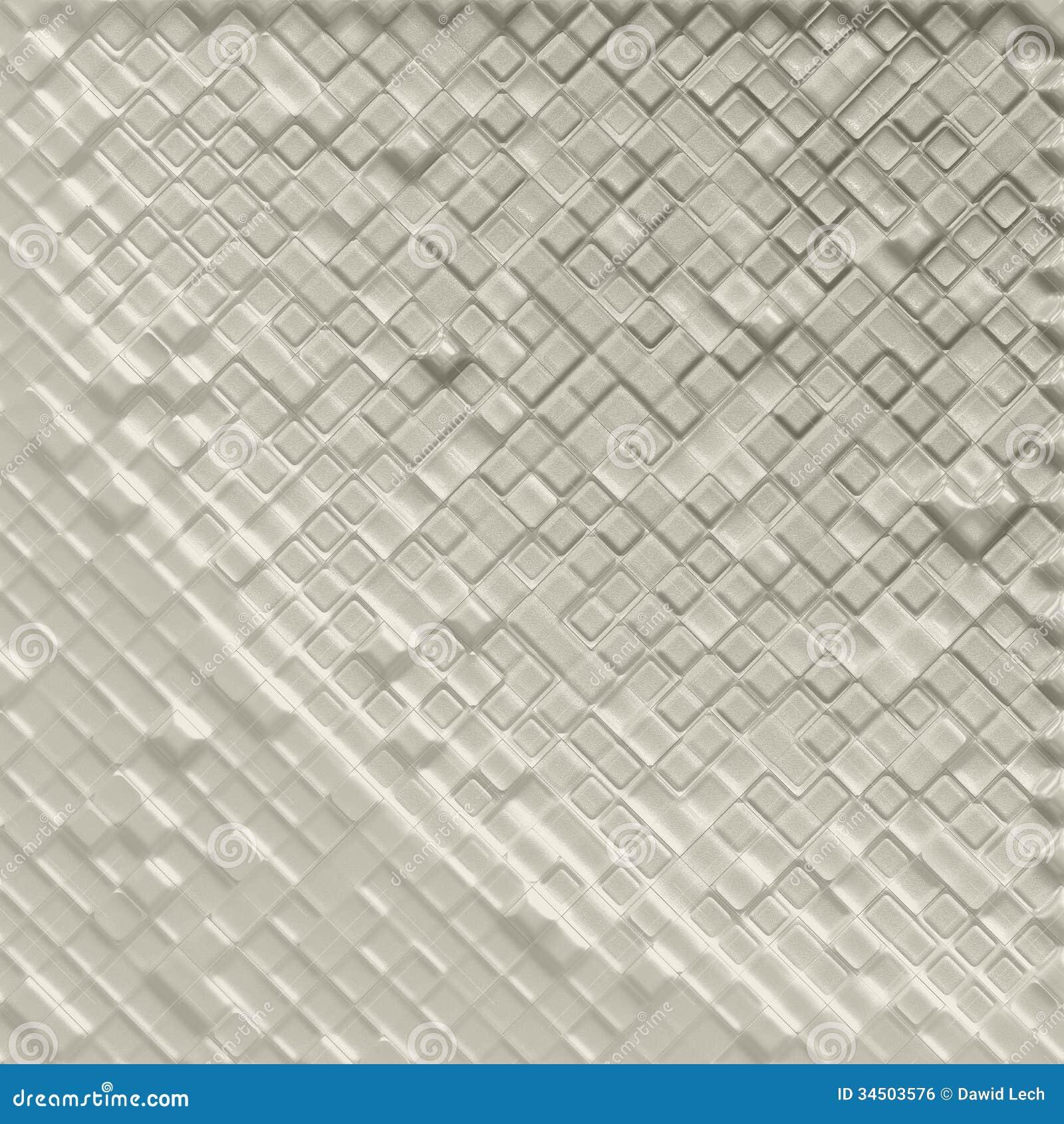 Platinum Tiles Background Royalty Free Stock Image
