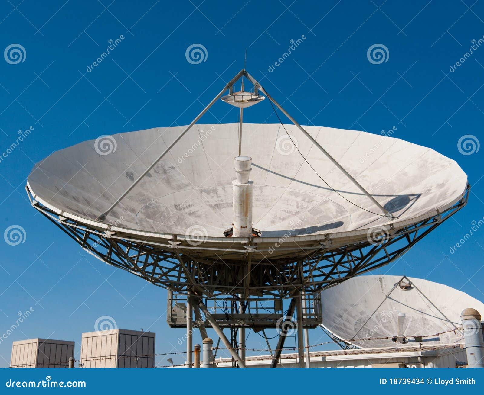 Plato basado en los satélites de radio