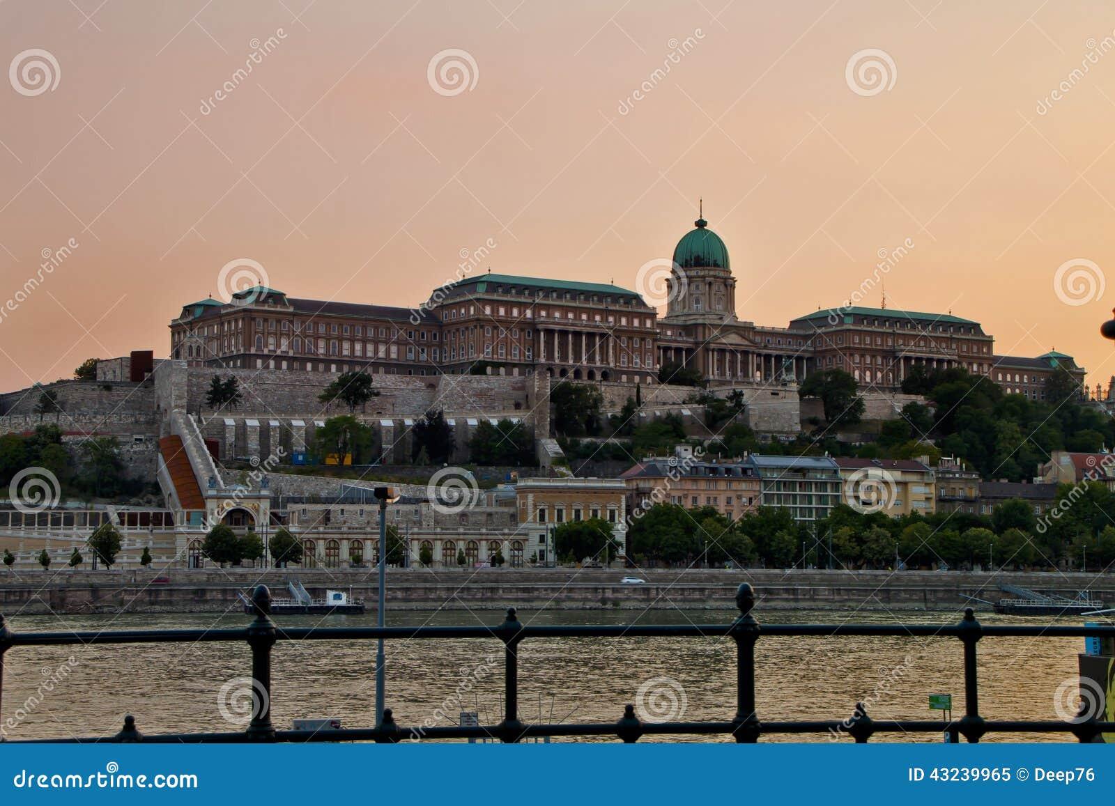 Plats in, Budapest Ungern