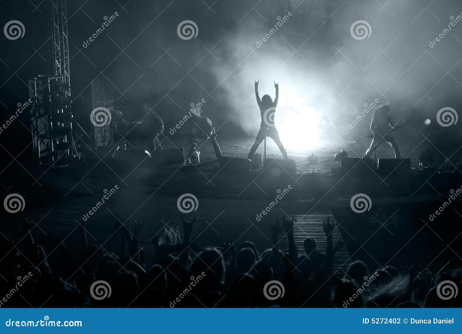 Plats för konsertmusikrock