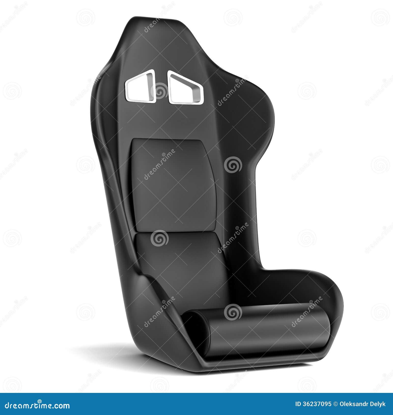 Plats för sportchaufförläder