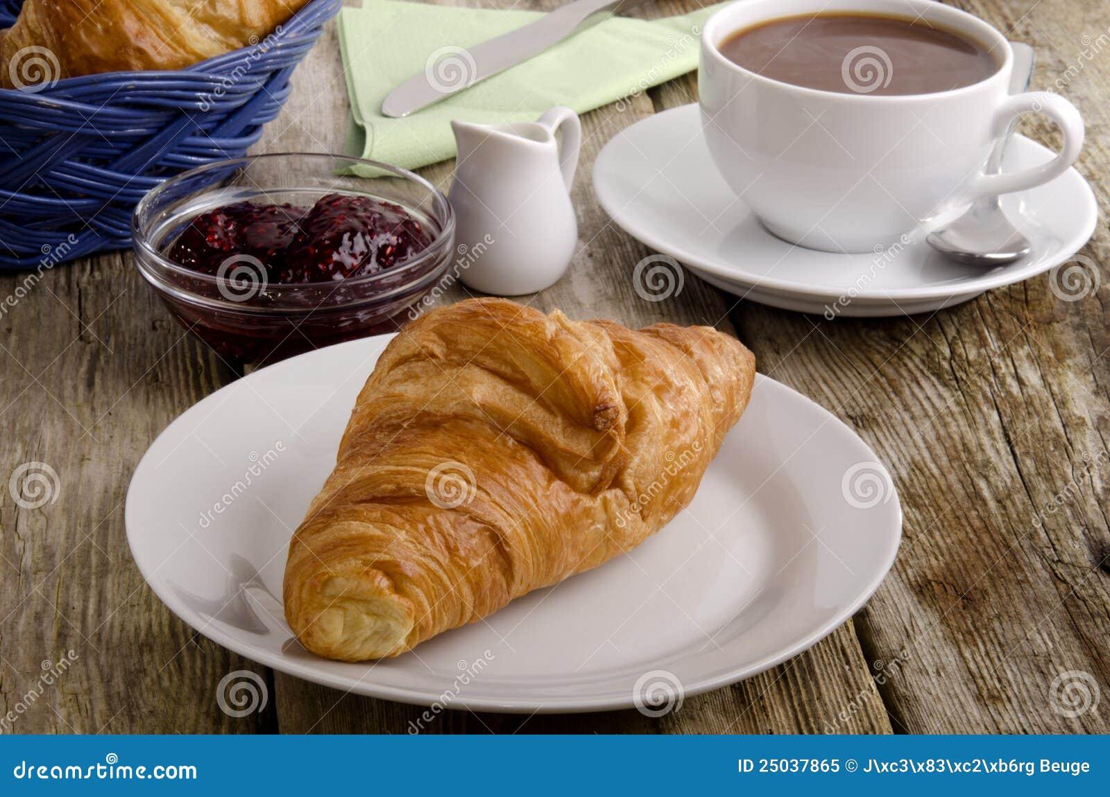 Platta för frukostgiffelfransman