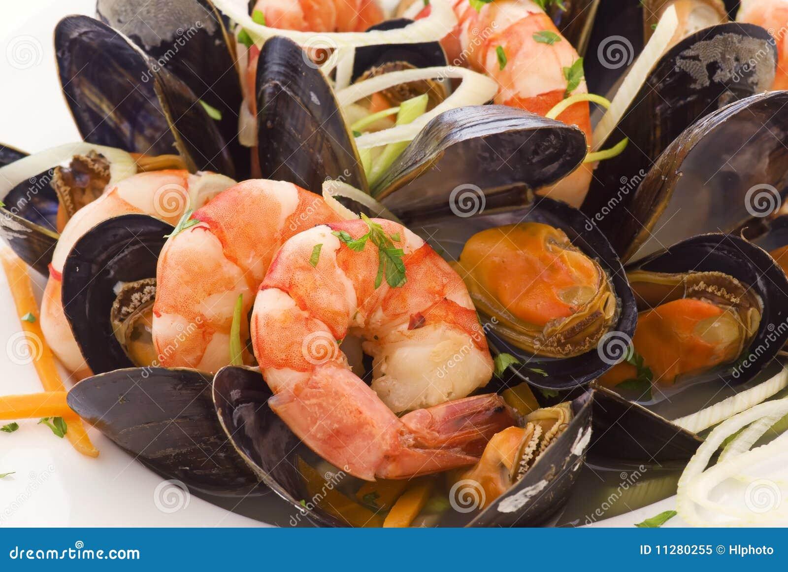 Platter θαλασσινά