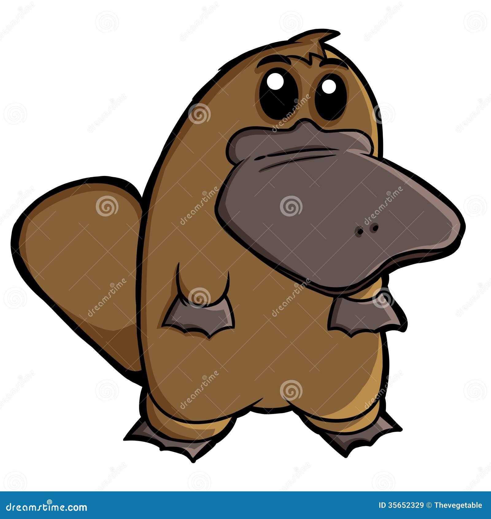 platypus stock illustration illustration of drawing rubber duck clip art free baby duck clip art free