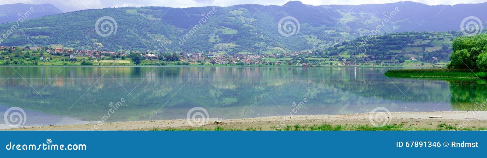 Plav jezioro