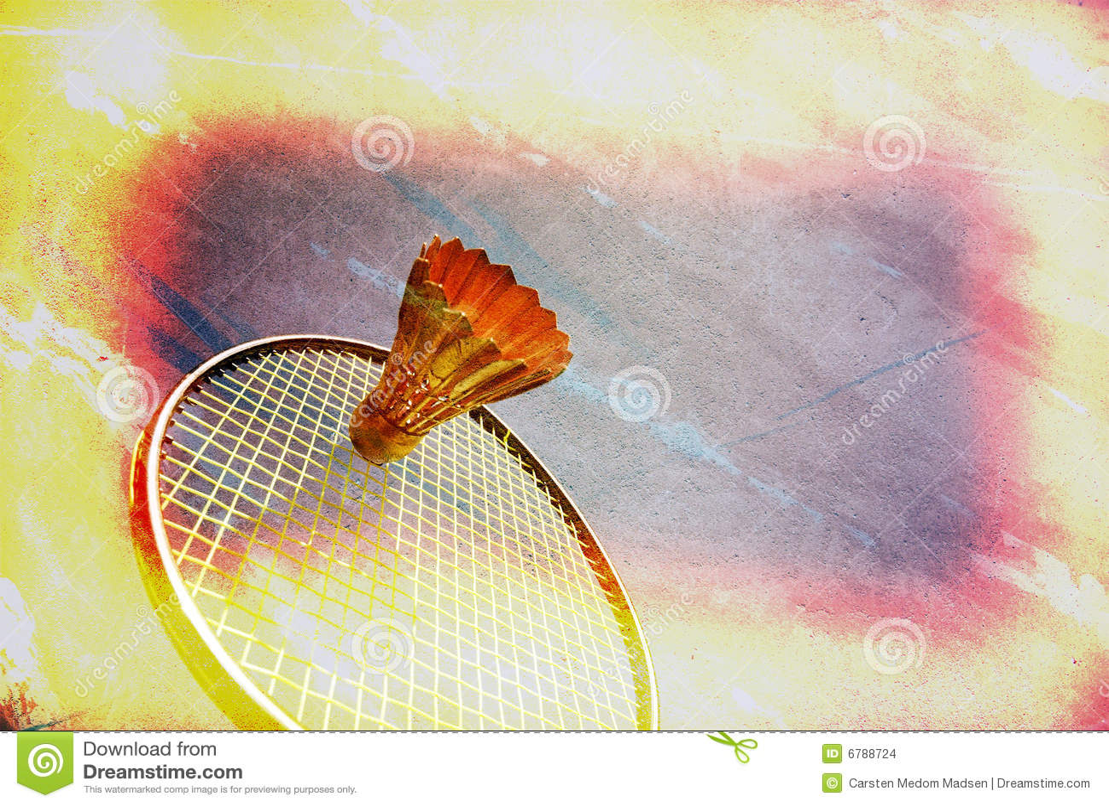Play Badminton.
