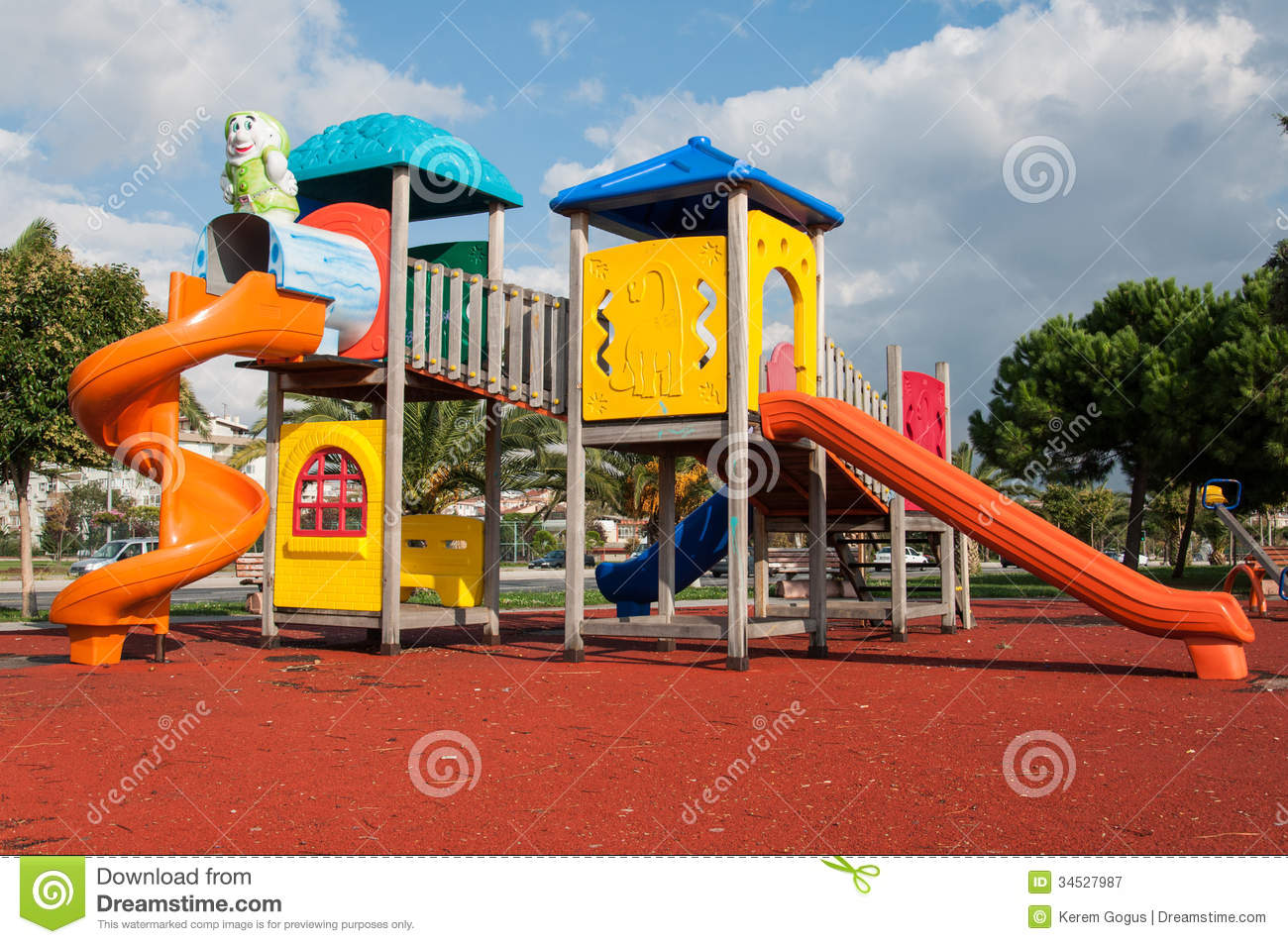 Play Ground Royalty Free Stock Photography Image 34527987