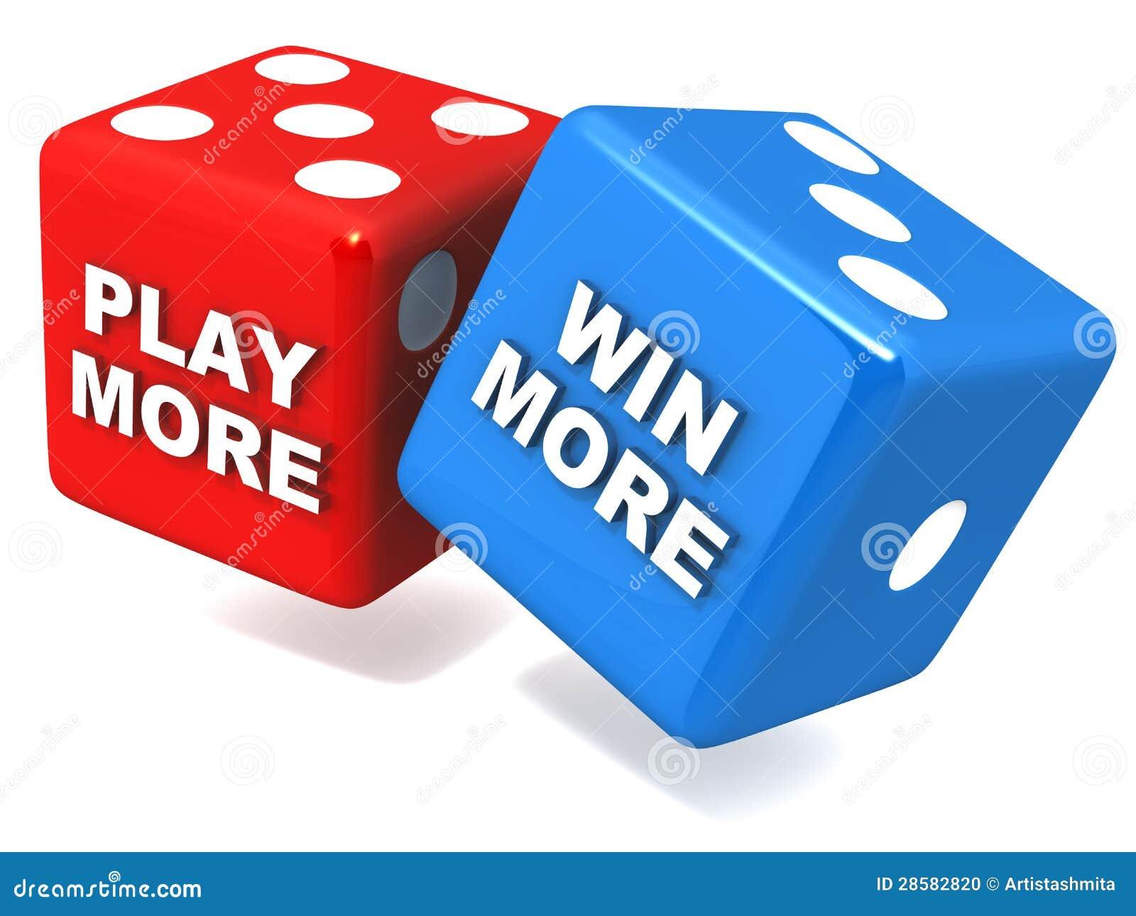 Playing and winning