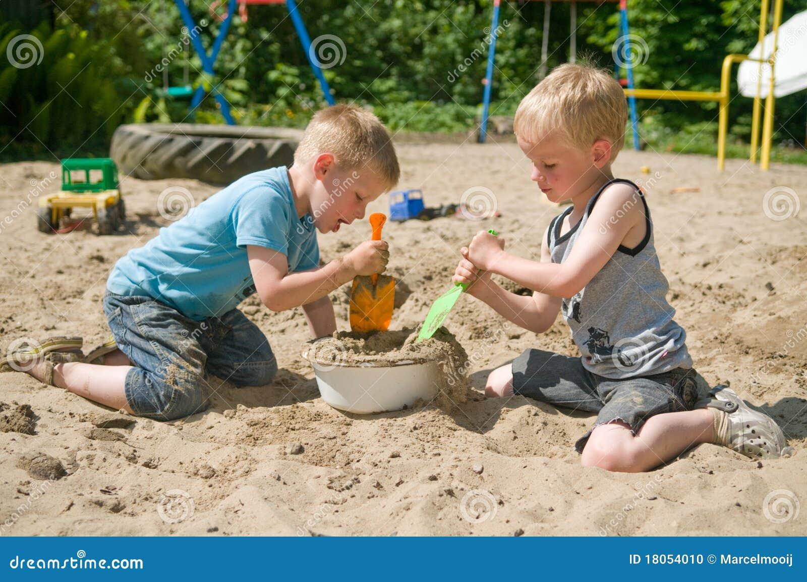 Kids Sandbox Plans