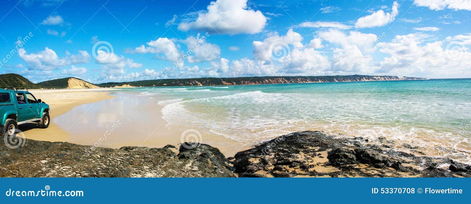 Playa Australia del arco iris