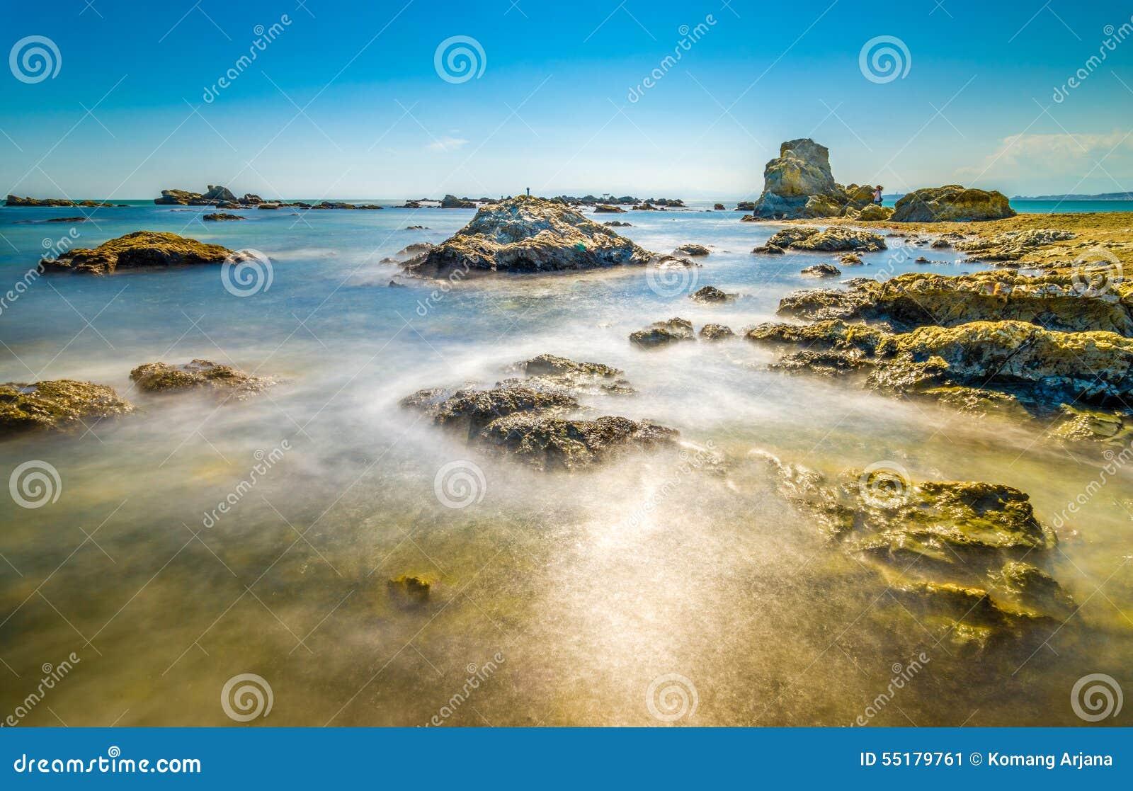 Playa coralina