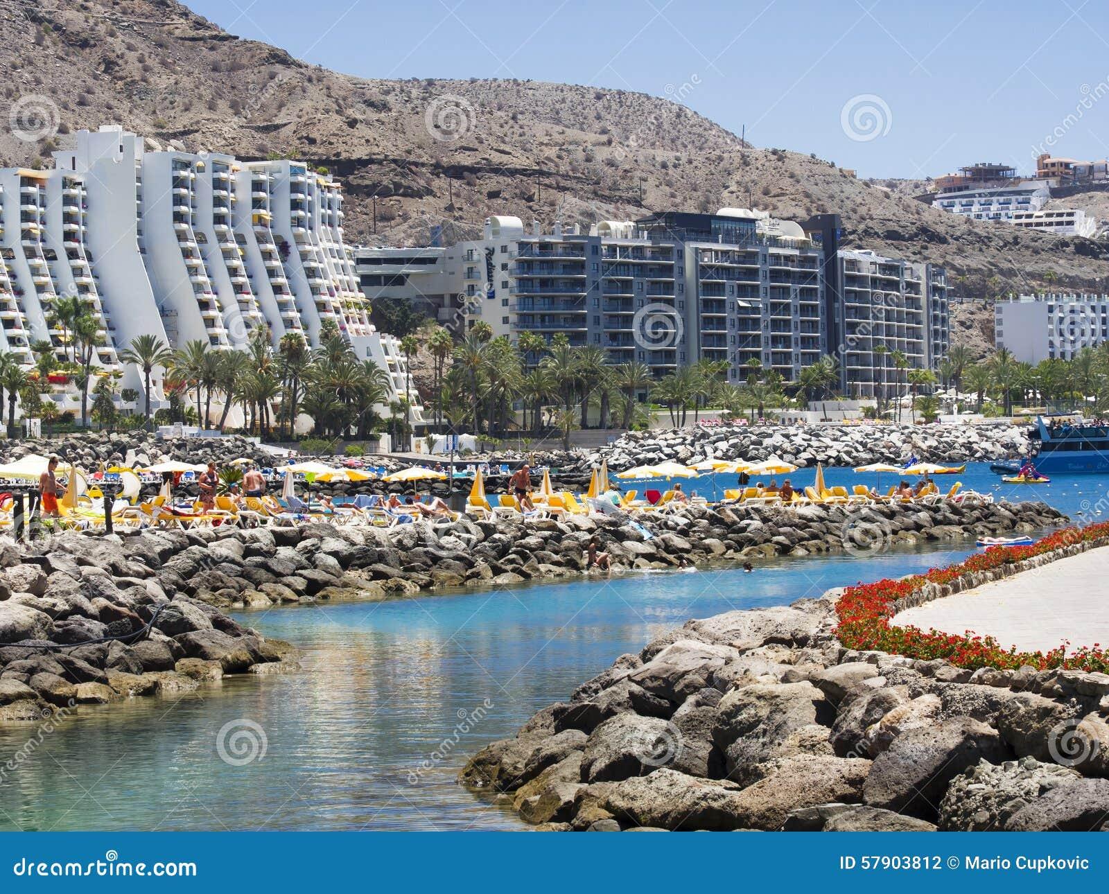 Playa de Anfi Del Mar